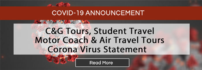 C&G Tours Corona Virus Statement