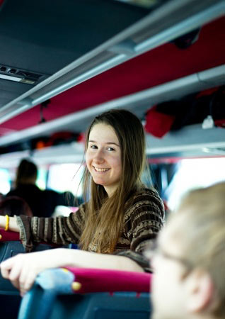 Student Travel and Field Trips by Bus